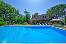 Ferienhaus 838431 für 12 Personen in San Giustino Valdarno