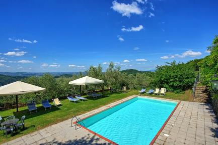 Holiday apartment 838707 for 3 persons in San Polo in Chianti