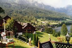 Studio 838970 for 1 adult + 1 child in Grundlsee