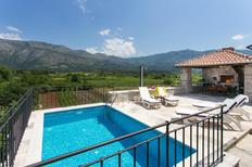 Holiday apartment 839123 for 6 persons in Konavle
