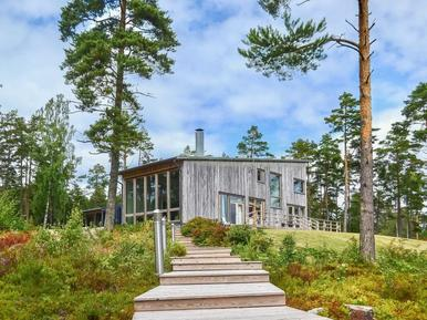 Holiday home 840010 for 6 persons in Dragsfjärd