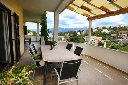 Rekreační byt 840141 pro 6 osob v Splitska