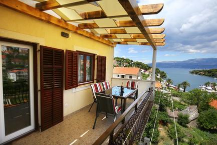 Appartamento 840142 per 5 persone in Splitska