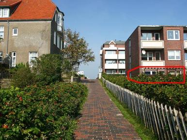 Holiday apartment 841330 for 3 adults + 2 children in Wangerooge