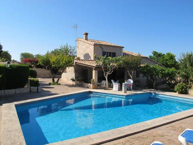 Holiday home 841837 for 4 adults + 3 children in Santa Margalida