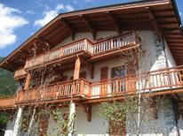 Appartement 842415 voor 8 personen in Chamonix-Mont-Blanc