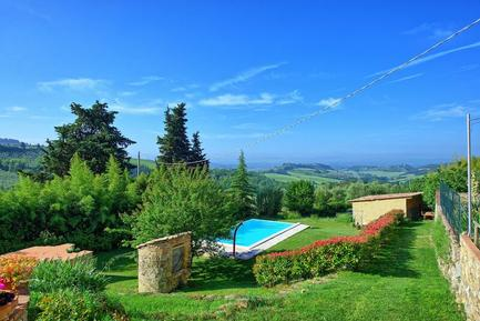 Holiday apartment 842886 for 4 persons in San Filippo a Ponzano