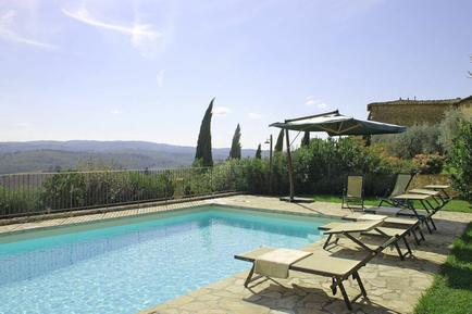 Holiday home 843267 for 8 persons in Tignano