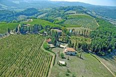 Holiday apartment 843556 for 2 persons in San Gimignano