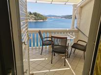 Holiday apartment 844522 for 2 persons in Mikulina Luka