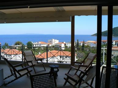 Holiday apartment 844893 for 2 adults + 2 children in Tiros