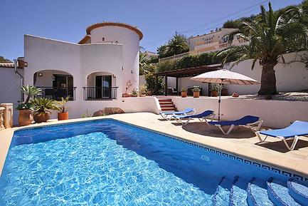Holiday home 847185 for 4 persons in Jávea