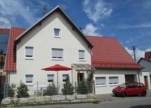 Holiday home 848325 for 4 persons in Römerstein-Zainingen