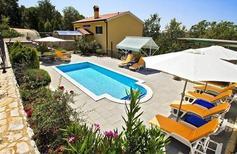 Ferienhaus 848430 für 8 Personen in Ripenda Kras