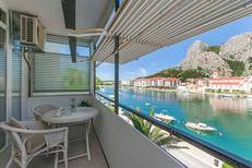Holiday apartment 849025 for 6 persons in Omiš