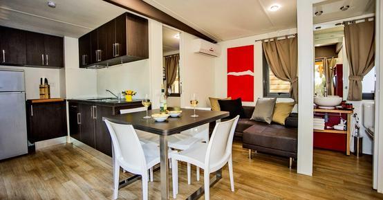Mobile home 849155 for 2 adults + 4 children in Castiglione della Pescaia