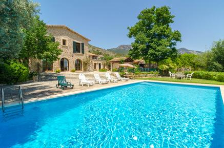 Holiday home 850142 for 9 persons in Alaró