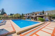 Holiday home 850692 for 10 persons in Pollença