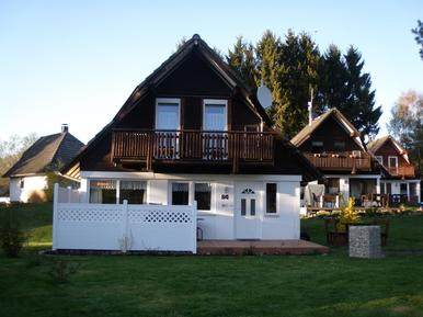 Ferienhaus 851038 für 5 Erwachsene + 1 Kind in Frielendorf