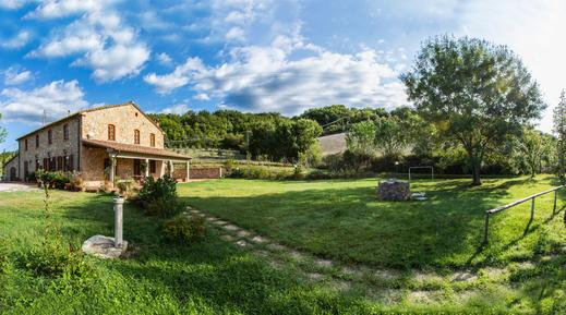 Holiday apartment 851104 for 7 persons in Montecatini Val di Cecina