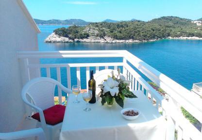 Ferienwohnung 852432 für 4 Erwachsene + 1 Kind in Zaton bei Dubrovnik