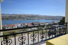 Holiday apartment 852688 for 6 persons in Pag