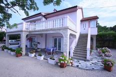 Appartement 856579 voor 4 personen in Šilo