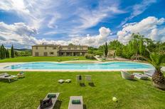 Holiday home 856814 for 6 adults + 2 children in Fossombrone