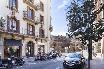 Appartement de vacances 856926 pour 2 personnes , Barcelona-Sarrià-Sant Gervasi
