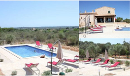 Holiday home 858488 for 8 persons in Ses Salines