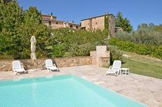 Ferienwohnung 858996 für 2 Personen in Volterra