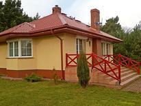 Ferienhaus 859417 für 6 Personen in Smołdziński Las