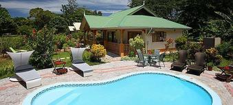 Holiday home 860212 for 4 adults + 1 child in island centre La Digue