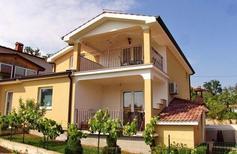 Ferienwohnung 860226 für 6 Personen in Nova Vas