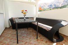 Holiday apartment 863050 for 4 persons in Baška