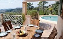 Ferienhaus mit Pool für 9 Personen ca. 150 m² in Montauroux, Côte d'Azur (Var)
