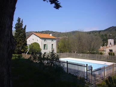 Holiday home 864558 for 10 adults + 4 children in Cascastel-des-Corbières