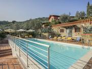 Gemütliches Ferienhaus : Region Pieve a Nievole für 4 Personen