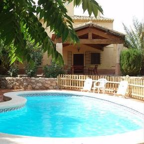 Holiday home 867312 for 6 adults + 2 children in Fuente Álamo