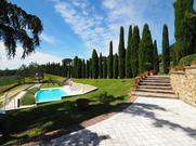 Für 6 Personen: Hübsches Apartment / Ferienwohnung in der Region San Gimignano