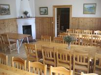 Vakantiehuis 869946 voor 15 personen in Sysslebäck