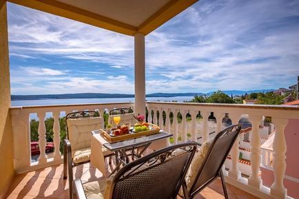 Appartement de vacances 870036 pour 4 personnes , Dramalj
