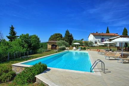 Holiday apartment 870430 for 4 persons in San Gimignano