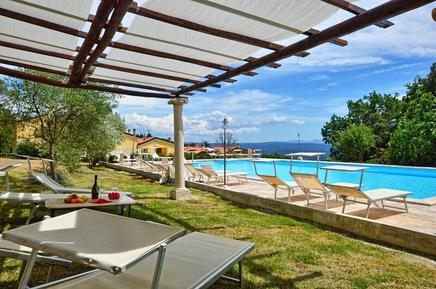 Holiday apartment 871871 for 8 persons in Monteverdi Marittimo