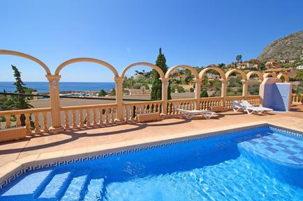 Holiday home 872336 for 7 persons in Calpe