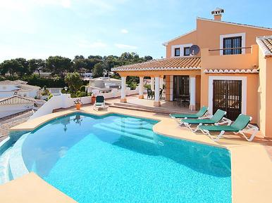 Holiday home 872664 for 6 persons in Moraira