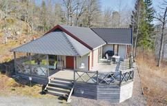 Rekreační dům 873046 pro 8 dospělí + 1 dítě v Dalskog