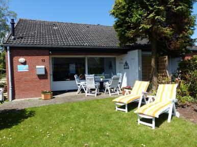 Holiday home 873752 for 2 adults + 2 children in Burhave