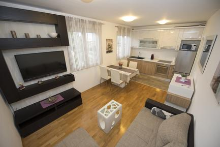 Holiday apartment 874410 for 2 adults + 2 children in Split