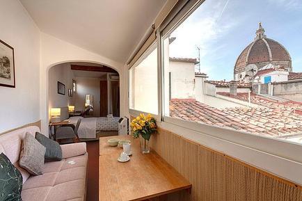 Studio 876394 für 3 Personen in Florenz